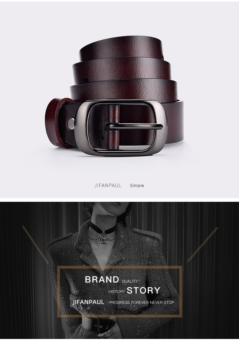 Hd7efd2e347c1488d97aad88c15cdbc7em - JIFANPAUL Genuine leather ladies fashion retro punk belt alloy pin buckle high quality ladies business casual trend jeans belt