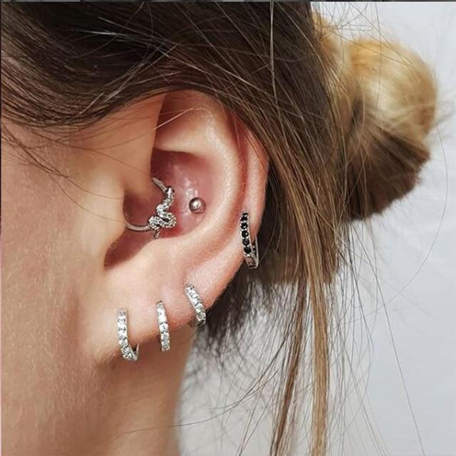 Luxury Stud Earrings 5