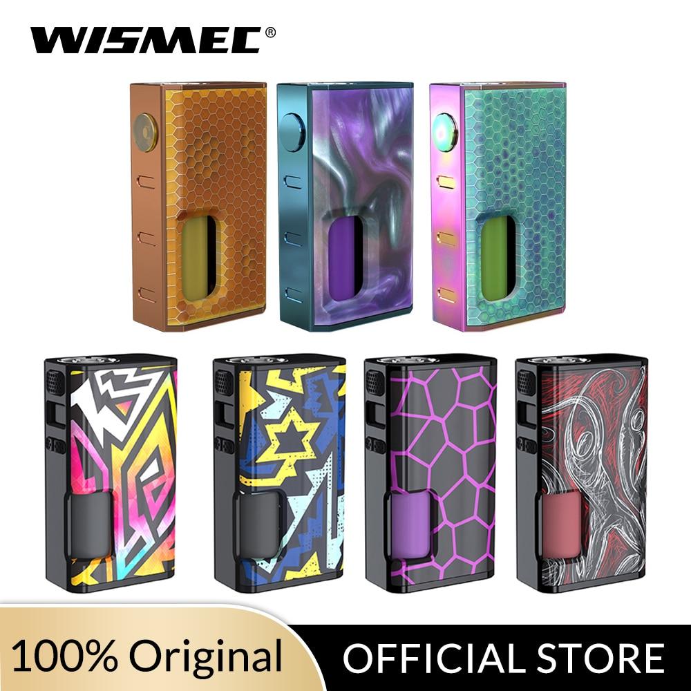 Original Wismec LUXOTIC BF/Luxotic Surface Mod Box 100W/80W Mechanical Mod 7.5ml/6.5ml Squonk Bottle Vape Electronic Cigarette