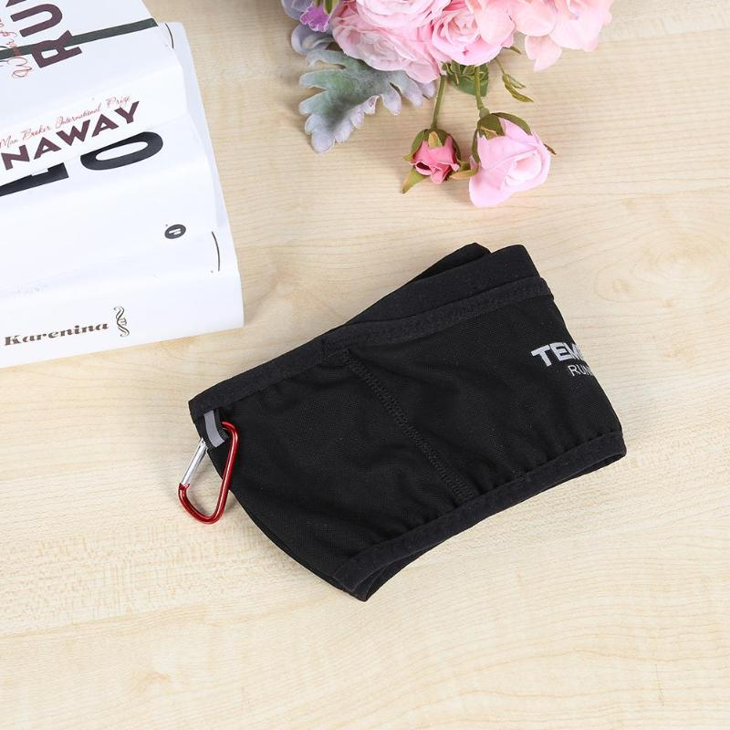 Outdoor Running Waist Bag Ultra-thin Anti-theft Marathon Belt Mobile Phone Pack For Store Cell Phones Mp3s Keys Wallets