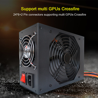 New 2600W High Efficiency Mining Machine Power Source Server Switching Power Supply for Ethereum S9 S7 L3 Rig Mining Bitcoin 90