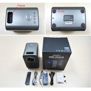 Image 5 - TouYinger T7 T7K T7W HD LED الرئيسية العارض بلوتوث ، 1280x720 دعم كامل HD فيديو USB متعاطي المخدرات للسينما ، 4000 لومينز أندرويد اختياري