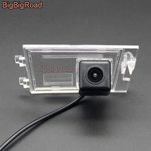 BigBigRoad Car Rear View CCD Parking Camera For Jeep Compass Grand Cherokee Liberty Patriot 2009 2010 2011 2012 2013 2014 2015 все цены