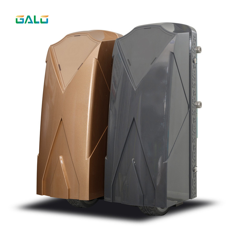 GALO Newest Double Rolling Wheel Swing Gate Opener For Dual Home Automatic Gate/Door  Strong Engine Actuator