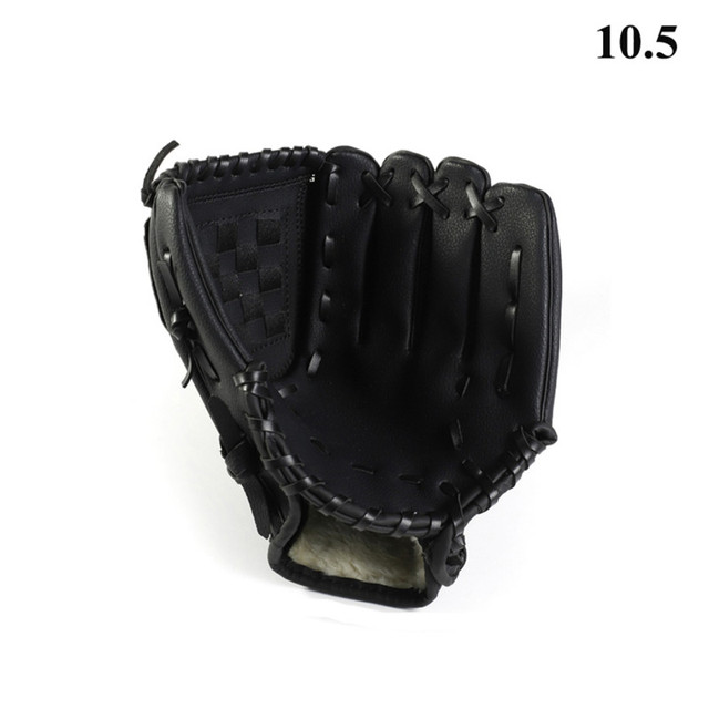Balight Outdoor Sports Equipment Softball Practice Baseball Glove For Adult Man Woman 3 Colors