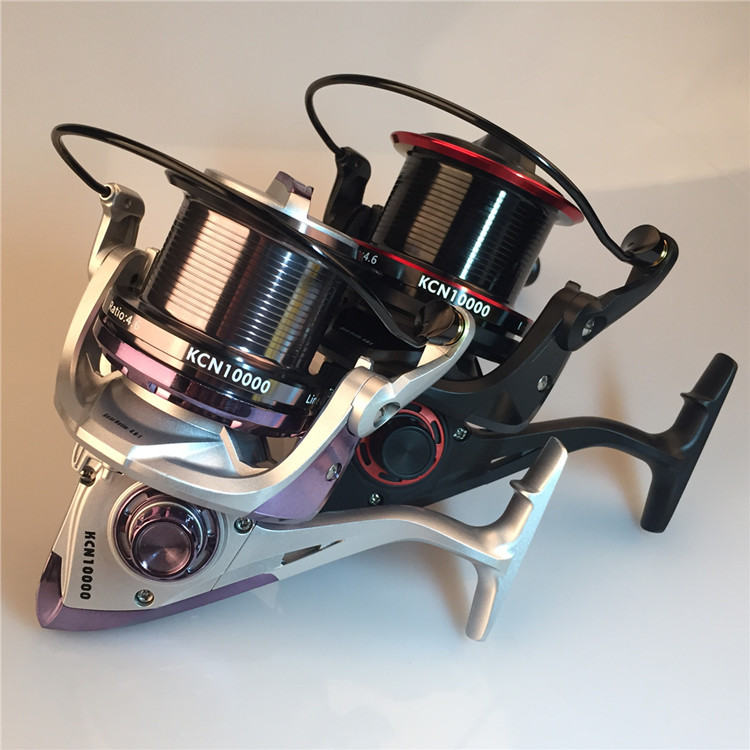 2019 Original DAIWA KCN STRADIC CI4+8000 12000 METAL Spinning Fishing Reel 12+1BB High Speed X-Ship MGL ROTOR SPINNING REEL image
