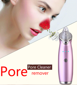 Blackhead Remover Beauty Clean Skin Tool  Face Deep Nose Cleaner T Zone Pore Acne Pimple Removal Vacuum Suction Facial Diamond facial vacuum blackhead whitehead remover electric face nose cleaner t zone pore acne pimple removal skin care beauty clean tool