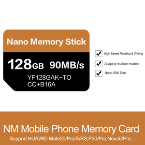 Image 3 - NM Card Read 90 MB/S 128 GB Nano Memory Card Apply for Huawei Mate 20 Pro Mate 20 X P30 Nova5 Pro