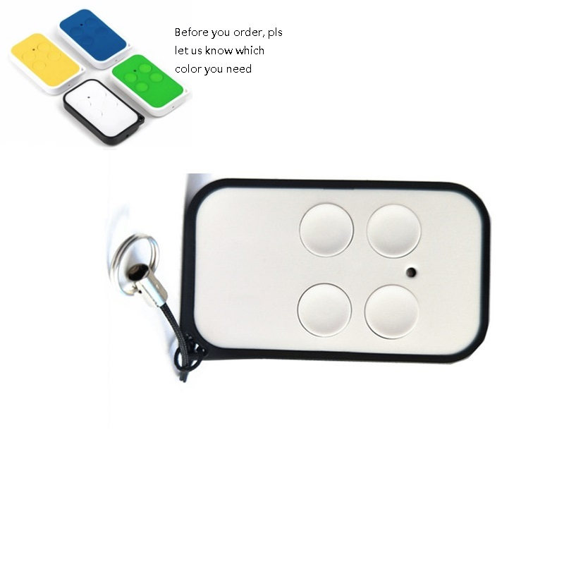 For 27 Mhz-40 Mhz Multi-frequency Automatic Identification Garage Door Window Remote Control