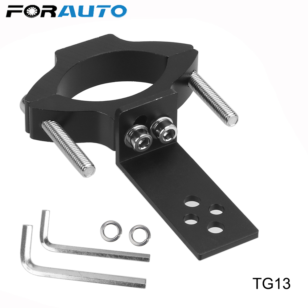 Universal Mount TG11/TG13 Motorcycle Headlight Bracket Tube Fork Spotlight Holder Clamp For Cafer Racer Chopper Ect