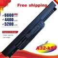 Dulreable 7800mAH Batterie für ASUS A32-K53, A41-K53, K53B, K53BY, K53E, K54C, K84, x43B