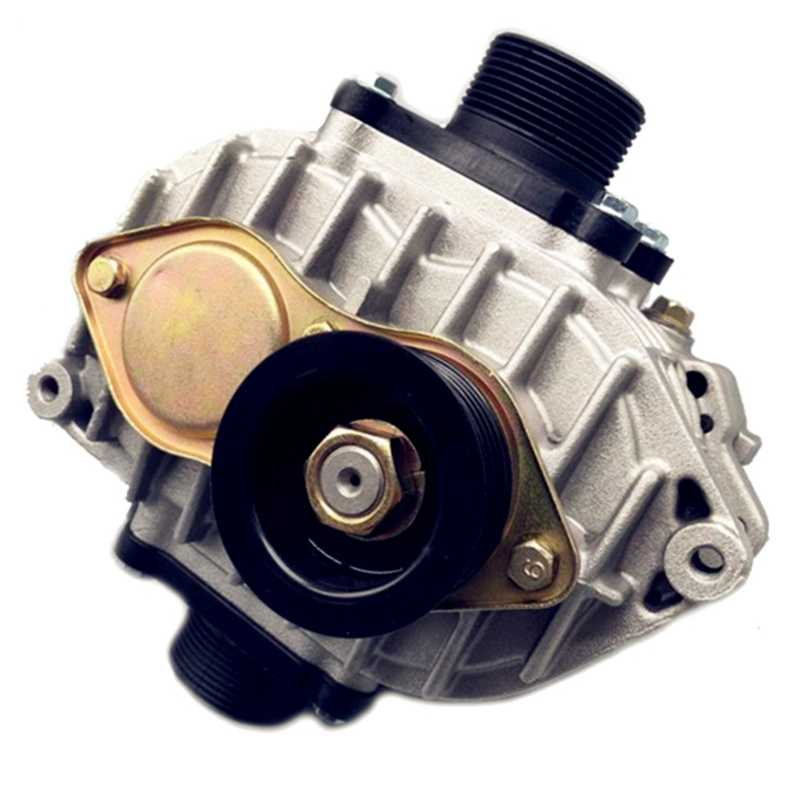 DENESTUS of Supercharger AMR500 Mini Roots Compressor Blower Booster Kompressor turbine Mechanical Turbocharger Remanufactured Kits Compatible Universal with 2L and Below Molds