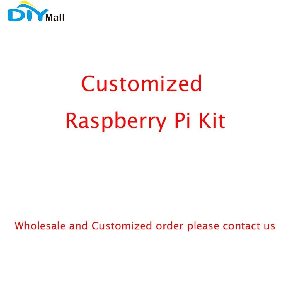 Индивидуальные Raspberry Pi Kit Электронные компоненты