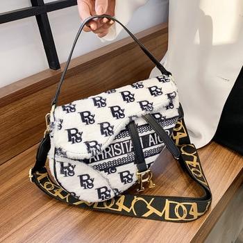 2021 Luxry Brand Famous designer Women PU Leather Small Crossbody Bags Vintage Fashion Designer Messenger