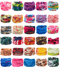 Magic Black Bandana Fashion Headwear Hair Band Neck Scarf Wrist Wraps