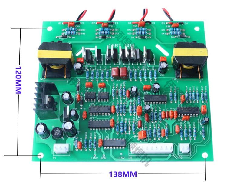 New Austrian IGBT Module Welding Machine Drive Board / Inverter Welding Machine Gas Shielded Welding Machine Control Board