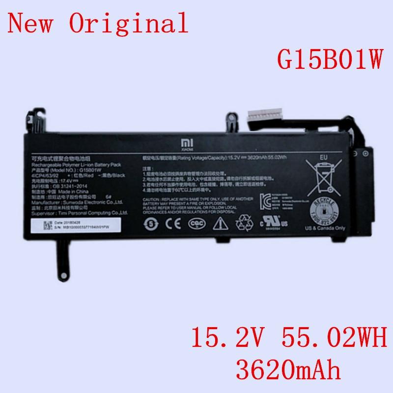 Купить новый оригинальный литий ионный аккумулятор g15b01w для ноутбука