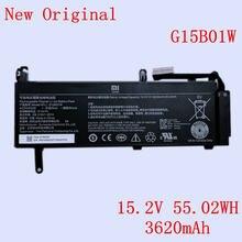 Новый оригинальный литий ионный аккумулятор g15b01w для ноутбука
