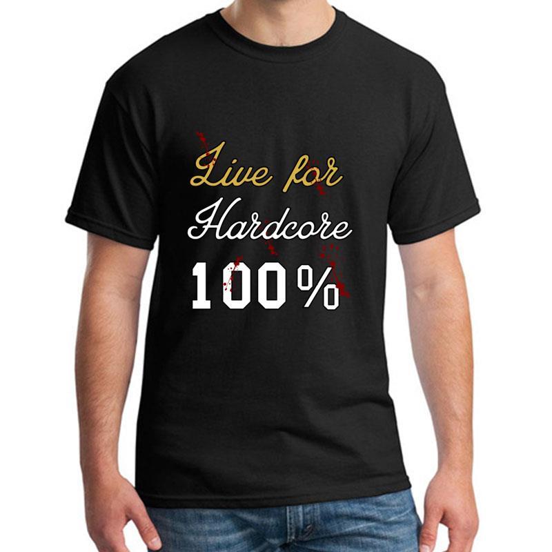 Дизайн Hardcore Still Lives Нью-Йорк Футболка XXXL 4Xl 596XL 100% хлопок fortnight супер мужские футболки