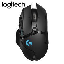 Logitech G502 LIGHTSPEED Wireless EROE 16K 16000DPI RGB 11 Chiave Gaming Mouse Del Computer Periferiche Accessori