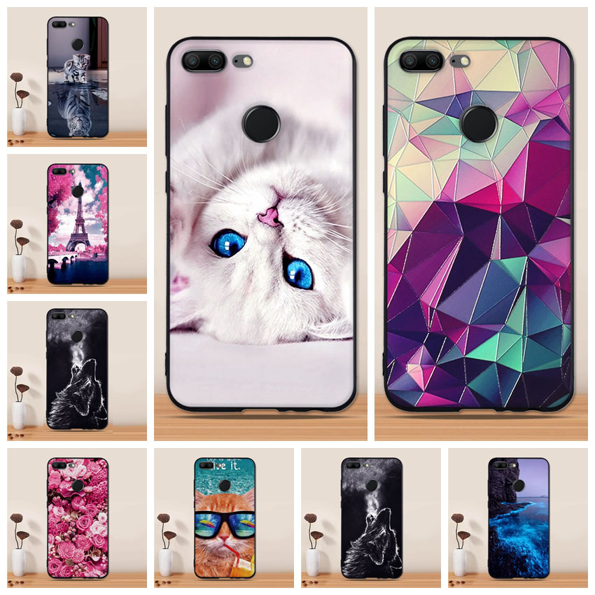 Case For Huawei Honor 9 Case Cover For Huawei Honor 9 Lite Case Silicone Coque Funda For Huawei Honor 9 Lite Phone Case Cover