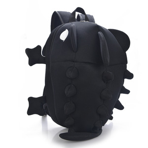 Image 4 - Kids Creative Women Men Travel Backpack 3D Fashion Dinosaur Primary Cartoon School Bags for Teenage Boy and Girls Book Schoolbag