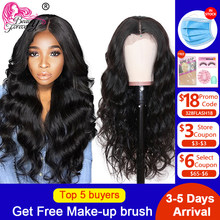Beauty Forever 13*4/6 Brazilian Body Wave Lace Front Wigs Remy Human Hair Wig with Baby Hair Pre Plucked 150% 180% Density Wigs(China)