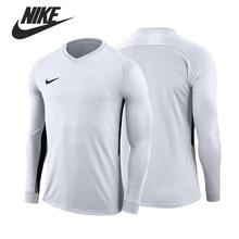 Оригинальное новое поступление, мужские футболки для футбола, спортивная одежда с длинным рукавом