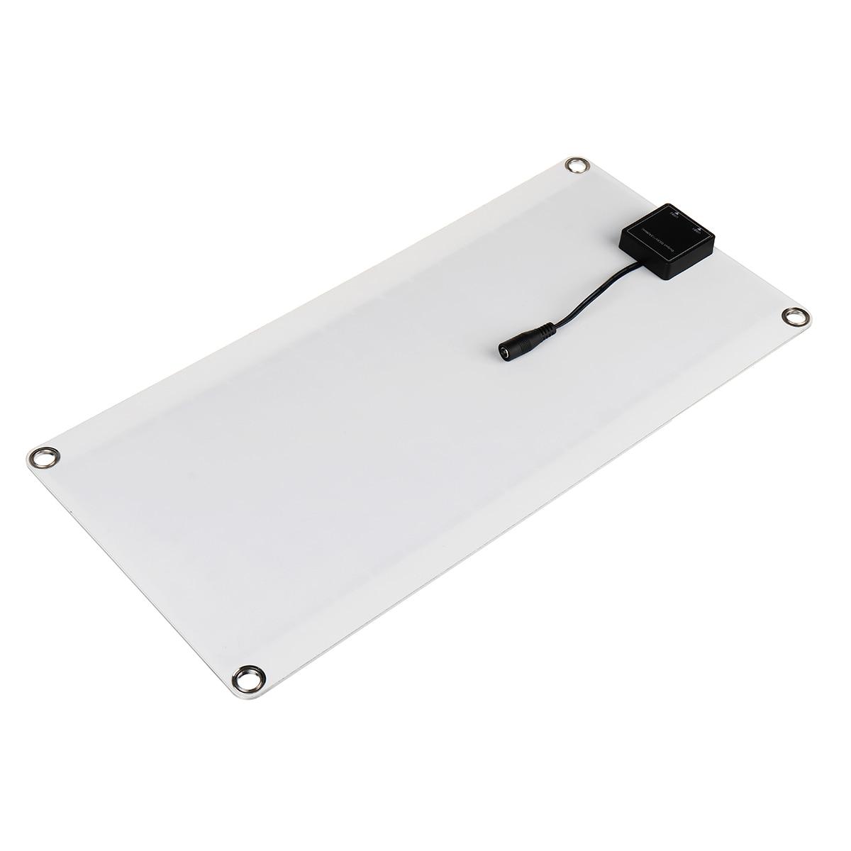 bateria externa carregador de carro placa de célula solar