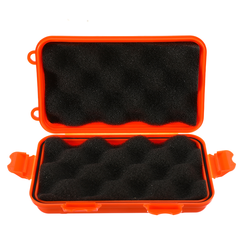 Outdoor Airtight Survival Storage Case Waterproof Camping Travel Container Carry Storage Box EDC Tools Shockproof