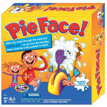 Toys Joke-Machine Cake-Cream Practical Jokes Fun Game Anti-Stress The-Face Family Gifts