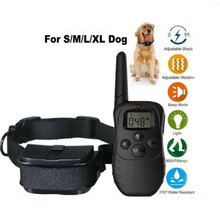 Training-Collar 998D-1 Shock-Control Stop Barking Dog-Training-Equipment Pet-Dog Anti-Bark