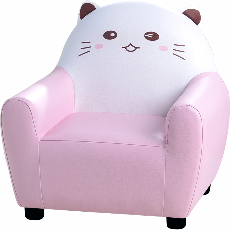 Children Sofa Lovely Girl Single Person Baby Sofa Princess Read Lazy People Sofa Chair Animal Cartoon Sofa
