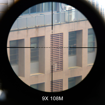 ديسكفري VT-R 3-9x40 Airsoft PCP Gun. 22LR حافة بندقية النار نطاق البصر البصر