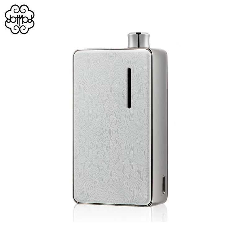In Stock Original Dotmod DotAIO SE Pod Vape Kit All-in-one Electronic Cigarettes With 2.0ml Tank Vape MTL Or DTL Vaporizer