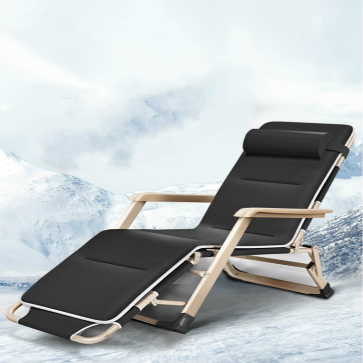 Single-person Office Chair, Afternoon Nap Bed, Nap Bed, And Simple And Portable Military Bed For Adult