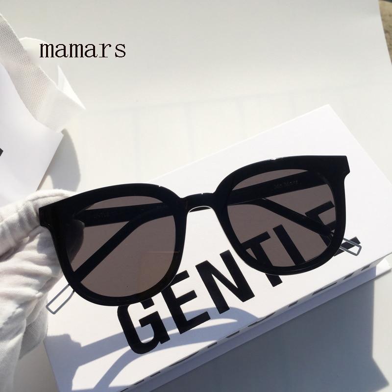 High Quality New Fashion Korea Brand GENTLE Mamars Sunglasses Women Men Polarized Eyeglasses Oculos Gafas De Sol Women's Sunglasses  - AliExpress