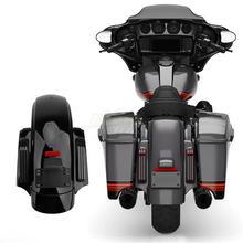 Светодиодный заднее крыло мотоцикла для harley touring fltrx