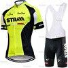 Strava conjunto camisa de ciclismo das mulheres 2021 mulher manga curta bicicleta equipe mtb ciclismo moletom terno respirável uniforme 17