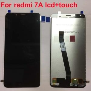 """Image 3 - 원래 5.45 """"샤오미 Redmi 7A MZB7995IN LCD 스크린 디스플레이 + 터치 스크린 패널 디지타이저 샤오미 Redmi 7A"""
