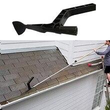 Желоба Чистящая ложка совок ручной инструмент желоба инструмент для фермы садовый желоб skylight структура крыши инструмент для очистки