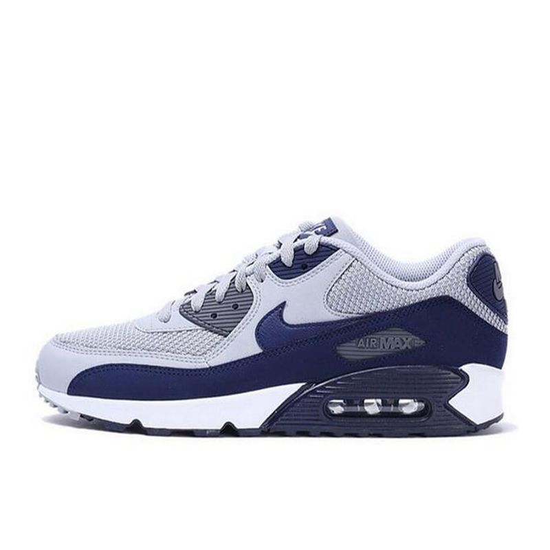 NIKE AIR MAX 90 Authentic Men's ESSENTIAL Running Shoes Sport ...