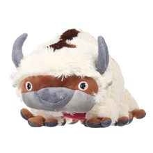 42CM The Last Airbender Resource Appa Avatar Stuffed Animals Plush Doll Cow Ox Toy Gift(China)