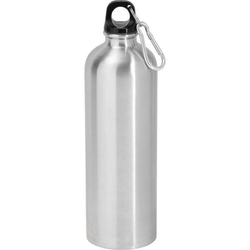 2020 NEW 500 750 ML Stainless Sport Water Bottle Rugged Water Cup Monolayer Metal Drink Bottle Drinkware
