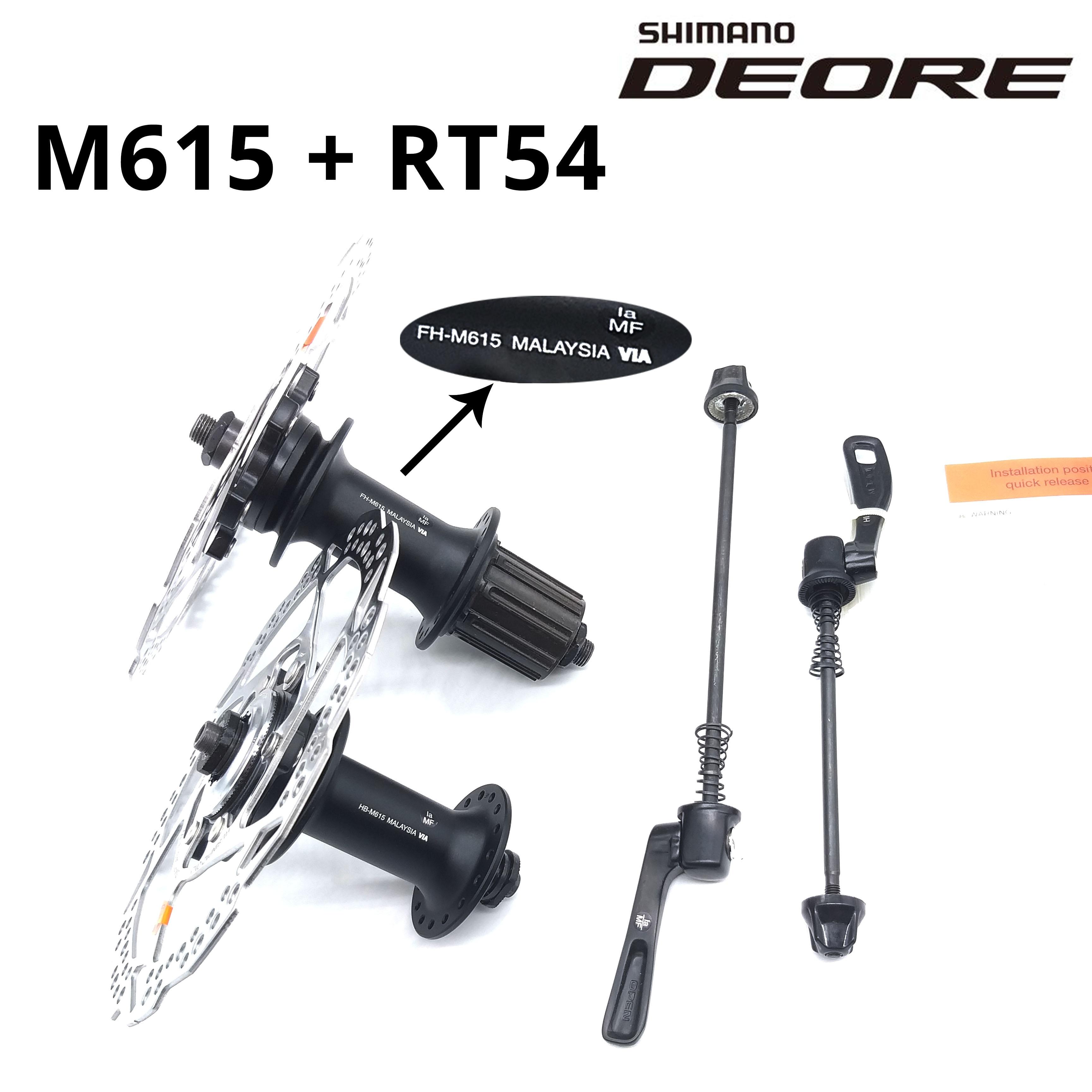 SHIMANO DEORE M525-SL 8//9-SPEED SHIMANO FREEHUB BODY