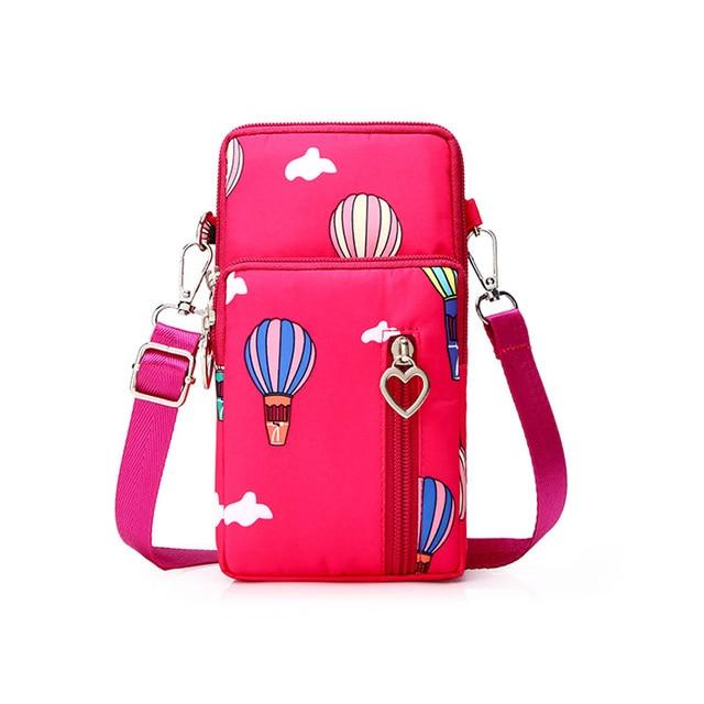 SALE Para Educator Bag Handbag Blue Para Pro Bag Umbrella Purse Cross Body Bag Cell Phone Bag Red Green Walkie Talkie Bag