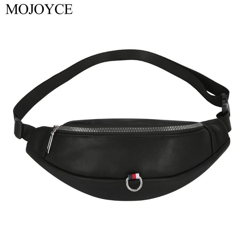 PU Leather Waist Bags Women Pouch Belt Fanny Money Chest Handbags Purse For Girls Purse Paquete De La Cintura Bolsa Mujer