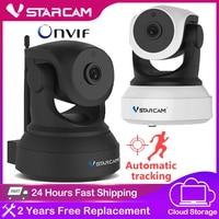 VStarcam 2021 C24S telecamera IP di sicurezza HD da 3mp telecamera Wifi monitoraggio automatico umano visione notturna IR rete Video CCTV Baby monitor Cam