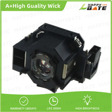 цена на High Brightnes Replacement Lamp Projector ELPLP41 V13H010L41 for EMP-S52 EMP-T5 EMP-X5 EMP-X52 EMP-S6 EMP-X6 260  lamp projector