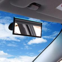 New Baby Car Mirror Rotatable Wide Shatterproof Rear View Field Of For Back Seat Easy Install